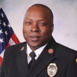 Fire Chief, Aubrey D. Jenkins