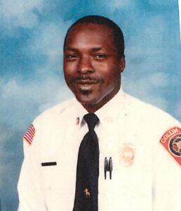 Columbia Richland Fire Chief Aubrey D  Jenkins marks 40